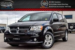 2017 Dodge Grand Caravan New Car Crew Pus|Navi|Backup Cam|Blueto