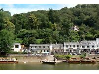Restaurant Manager required at busy riverside Inn in the beautiful Wye Valley