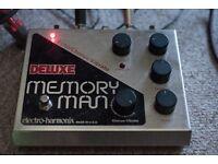 Electro-Harmonix Deluxe Memory Man Echo/Chorus/Vibrato