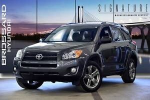 2011 Toyota RAV4 Sport 4X4 TOIT OUVRANT MAGS A/C