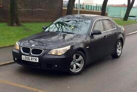 2006 06 BMW 520D SE 2.0 TURBO DIESEL GREAT EXAMPLE PRIVACY WINDOWS BARGAIN TO CLEAR