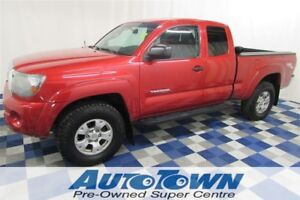 2010 Toyota Tacoma V6 4x4/TRD OFFROAD/ALLOYS/USB OUTLET