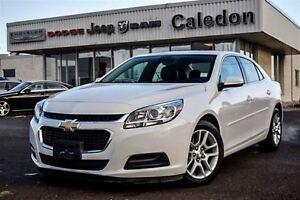 2015 Chevrolet Malibu LT Sunroof OnStar HandsFree Backup Cam Rem
