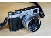 FujiFilm X100 - Excellent condition