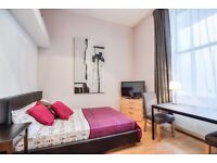 LONG & SHORT TERM! *SELECTION OF SPACIOUS STUDIO FLATS IN SOUTH KENSINGTON AREA *BILLS & WIFI INC*