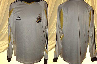 2003-04 AIK Stockholm Away L/S Adidas (XL) Shirt Jersey Trikot Camiseta Maglia image
