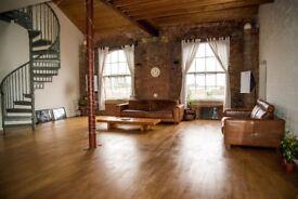 Warehouse for Hire - Photography Studio/Video/Film/Yoga/Classes