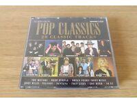 Pop Classics - 2 CD Set
