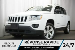 Jeep Compass NORTH +4X4 + MAGS + FOGS + A/C + GROUPE ELECTRIQUE