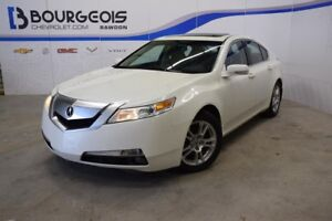 2009 Acura TL *** TL, V6, CUIR, TOIT OUVRANT ***