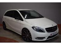 MERCEDES-BENZ B CLASS B180 1.5 CDI Sport BLUEEFFICIENCY Auto 5 Door Hatchback Reverse Camera Leather