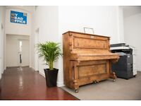 New offices available - 1-3 people within a converted church - all inclusive price