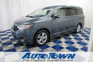 2013 Nissan Quest SL/VERY RARE!/DVD PKG/PANOROOF/LEATHER