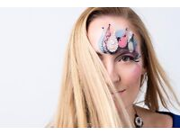 Fully Qualified Makeup artist in Edinburgh!!