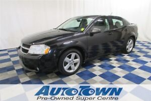 2010 Dodge Avenger R/T/NO ACCIDENTS/LEATHER/HTD SEATS