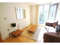***KINGS CROSS: Gated Modern 1 Bed Flat with Balcony & On-site Security***