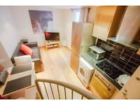 split level 1bedroom flat-available now-close to paddington station and hyde park-all bills c.tax