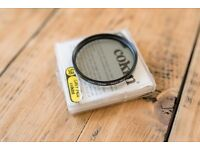 Cokin 58mm ND2 filter - like new