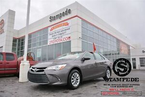 2015 Toyota Camry LE-TOYOTA CERTIFIED!!!