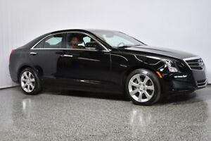 2014 CADILLAC ATS SEDAN AWD LUXURY
