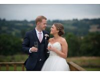 Wedding Photographer based in Derby, covering East Midlands.