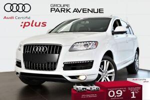 2015 Audi Q7 3.0 TFSI PROGRESSIV NAVIGATION+DVD+TOIT PANO !