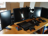 AWESOME multi purpose WORKSTATION / GAMING package - i7 4790k & 980Ti G1 - used PC