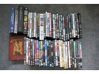 152 DVDs for Sale £125 (80p per disc)