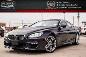 2014 BMW 6 Series 640i xDrive|M Sport|Navi|Sunroof|Bluetooth|Hea