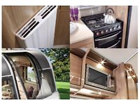 Bailey Barcelona 2015 As New plus motor mover and accessories plus Isabella porch awning