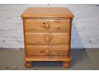 Ducal Bellamy Bedside Cabinet (DELIVERY AVAILABLE)