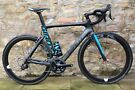 2017 GIANT PROPEL ADVANCED PRO 2 CARBON ROAD RACING BIKE. CARBON WHEELS. SUPERB ORDER. COST £2650.