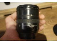 Nikon 18 - 70mm lens - auto focus don't work