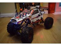 Scout Maverick Crawler RC 4WD 2.4Ghz RTR Rock Customised