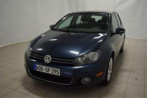 2013 Volkswagen Golf Edition Wolfsburg, Automatique, Groupe Elec