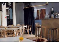 Hackney Pub Cafe Bar Restaurant Music Duplex Space w/ Late Liquor License, Pop ups - avail October