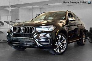 2015 BMW X6 xDrive35i // SEULEMENT 12 000 KM