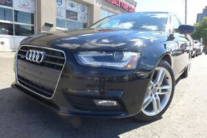 2013 Audi A4 Premium. Navigation. Rare 6 Spd. Non Accident