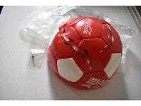 Football Coca Cola football promotion ball