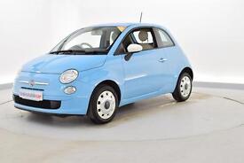 FIAT 500 1.2 Colour Therapy 3dr (blue) 2014