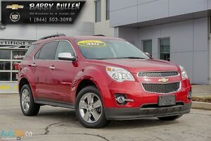 2014 Chevrolet Equinox 2LT Leather Heated seats*Rear cam*Pwr lif