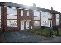 Two Bedroom House with Driveway off Wold Road