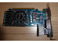 Ge Force 210 Video Card