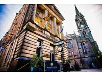 Bar and Floor Supervisor - The Inn on the Mile Edinburgh