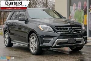 2014 Mercedes-Benz M-Class ML350 | BlueTEC | 4MATIC | DIESEL | O