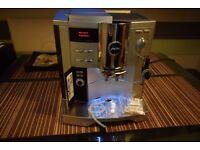 Jura Impressa S9 AVANTGARDE Bean to cup Coffee machine - Cappuccino