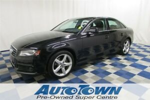 2010 Audi A4 2.0T Premium AWD/LEATHER/SUNROOF