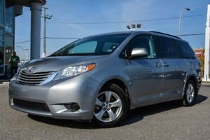 2017 Toyota Sienna LE, 8-Pass, BACK CAMERA, POWER GROUP