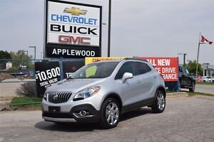 2016 Buick Encore AWD NAV, SUNROOF, LEATHER, CHROME RIMS