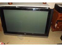 50 Inch Plasma Flat Screen TV LG
